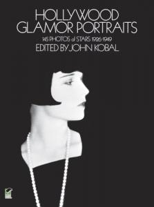 Couverture du livre Hollywood Glamor Portraits par John Kobal