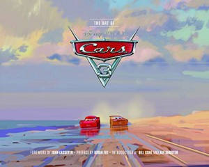 Couverture du livre The Art of Cars 3 par John Lasseter