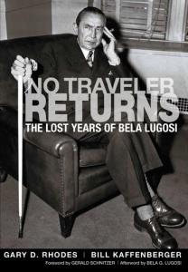 Couverture du livre No Traveler Returns par Gary D. Rhodes et Bill Kaffenberger
