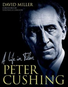 Couverture du livre Peter Cushing par David Miller