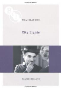 Couverture du livre City Lights par Charles J. Maland