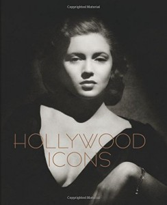 Couverture du livre Hollywood icons par Robert Dance