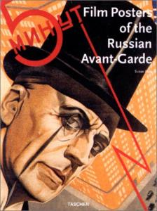 Couverture du livre Film Posters of the Russian Avant-Garde par Susan Pack