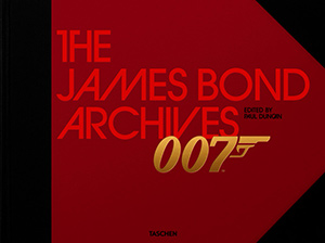 Couverture du livre James Bond archives par Paul Duncan