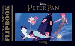 Couverture du livre Flip Book - Peter Pan par Collectif