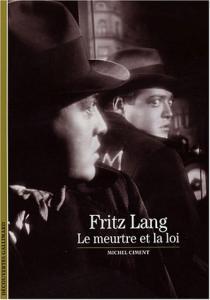 Livre Fritz Lang