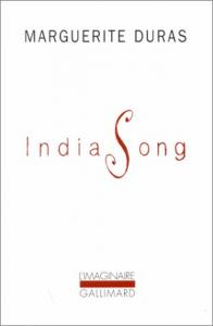 Couverture du livre India Song par Marguerite Duras