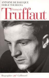Couverture Du Livre François Truffaut Par Serge Toubiana Et Antoine ...