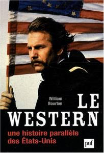Couverture du livre Le western par William Bourton