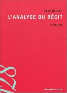 Livre L Analyse Du Recit