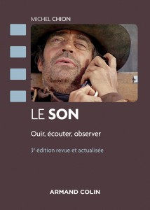 Couverture du livre Le son par Michel Chion
