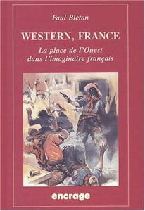 Couverture du livre Western, France par Paul Bleton