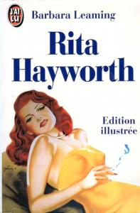 Couverture du livre Rita Hayworth par Barbara Leaming