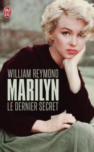 Couverture du livre Marilyn par William Reymond