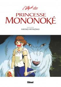 Livre L Art De Princesse Mononoké