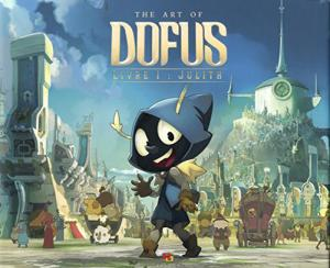 Couverture du livre The Art of Dofus par Collectif