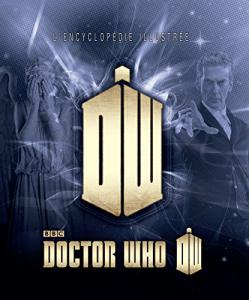 Couverture du livre Doctor Who par Collectif