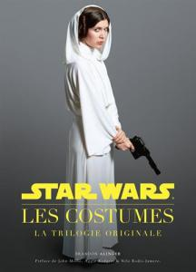 Couverture du livre Star Wars costumes par Collectif