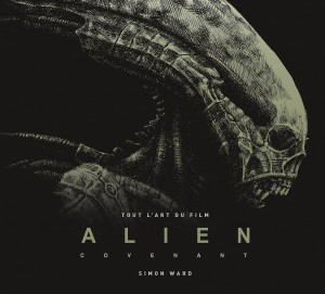 Couverture du livre Alien Covenant par Simon Ward