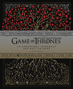 Couverture du livre Game of Thrones par Myles McNutt