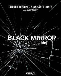 Couverture du livre Black Mirror par Charlie Brooker et Annabel Jones