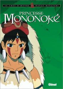 Livre Princesse Mononoké Tomes 1 à 4 Coffret