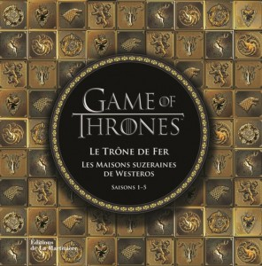 Couverture du livre Game of Thrones par Collectif