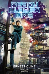 Couverture du livre Ready Player One par Ernest Cline