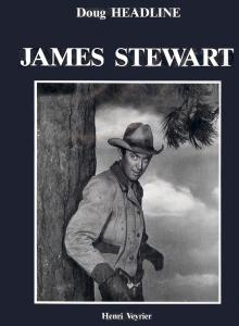 Couverture du livre James Stewart par Doug Headline