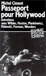 Couverture du livre Passeport pour Hollywood par Michel Ciment