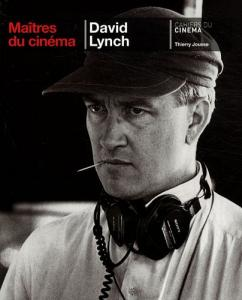 Couverture du livre David Lynch par Thierry Jousse