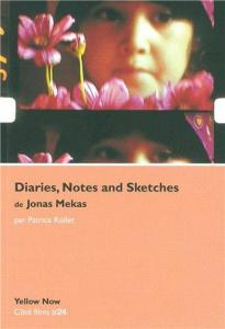 Couverture du livre Diaries, Notes and Sketches de Jonas Mekas par Patrice Rollet