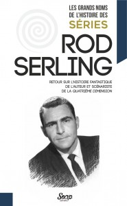 Couverture du livre Rod Serling par Collectif