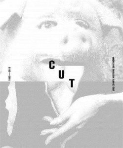 Couverture du livre Cut par Collectif dir. Romain Sublon