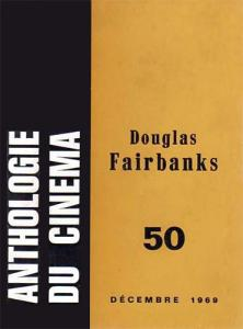 Couverture du livre Douglas Fairbanks par Bernard Eisenschitz
