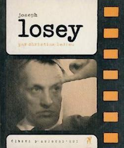Couverture du livre Joseph Losey par <b>Christian Ledieu</b> - b0000dtnqe