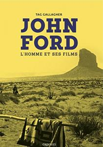Couverture du livre John Ford par Tag Gallagher