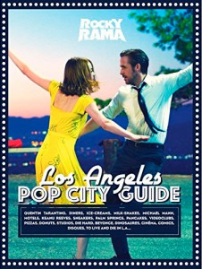Couverture du livre Los Angeles Pop City Guide par Collectif