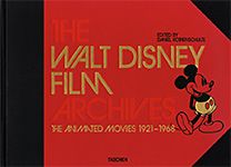 Walt Disney Film Archives: Les Films d'animation 1921-1968