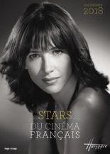 Stars du cinéma français: Studio Harcourt - calendrier 2018