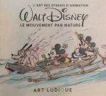L'Art des studios d'animation Walt Disney: le mouvement par nature