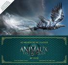 Les Architectes de l'illusion : Les Animaux fantastiques : Art book
